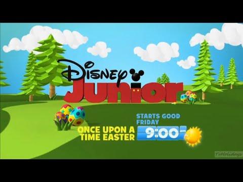 Review of a Disney Junior UK Compilation of Logo Bumper Parts Idents