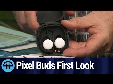 Google Pixel Buds First Look