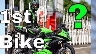 Ninja ZX6R Rider feedback: How good is it? Beginner bike?