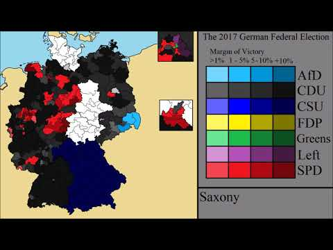 The 2017 German Federal Election: Final Results