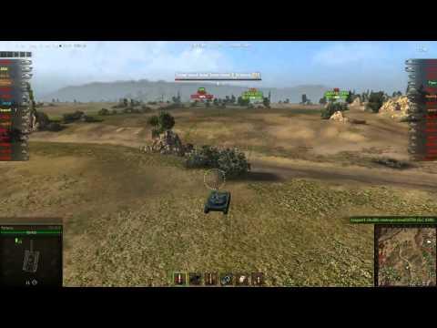 XVM mod for World of Tanks