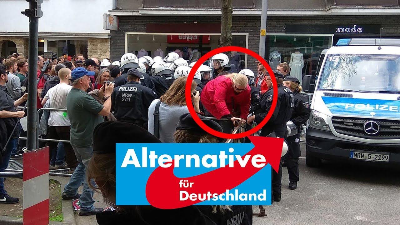 """AfD:  """"Es stehen Leute da, die unser Totschlagen besingen!"""""""