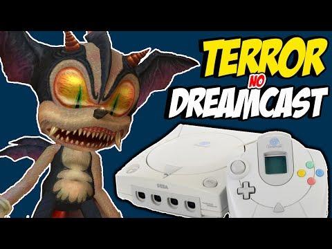 Jogos que tocaram o terror no Dreamcast