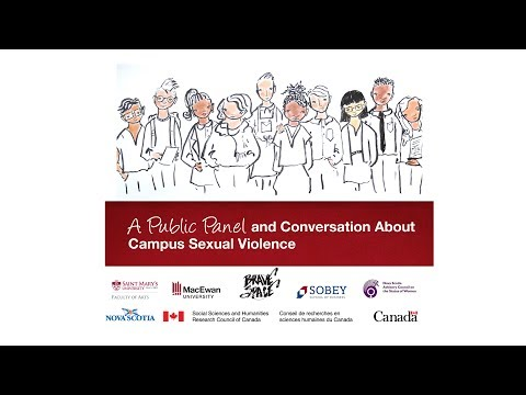 A Public Panel and Conversation About Campus Sexual Violence