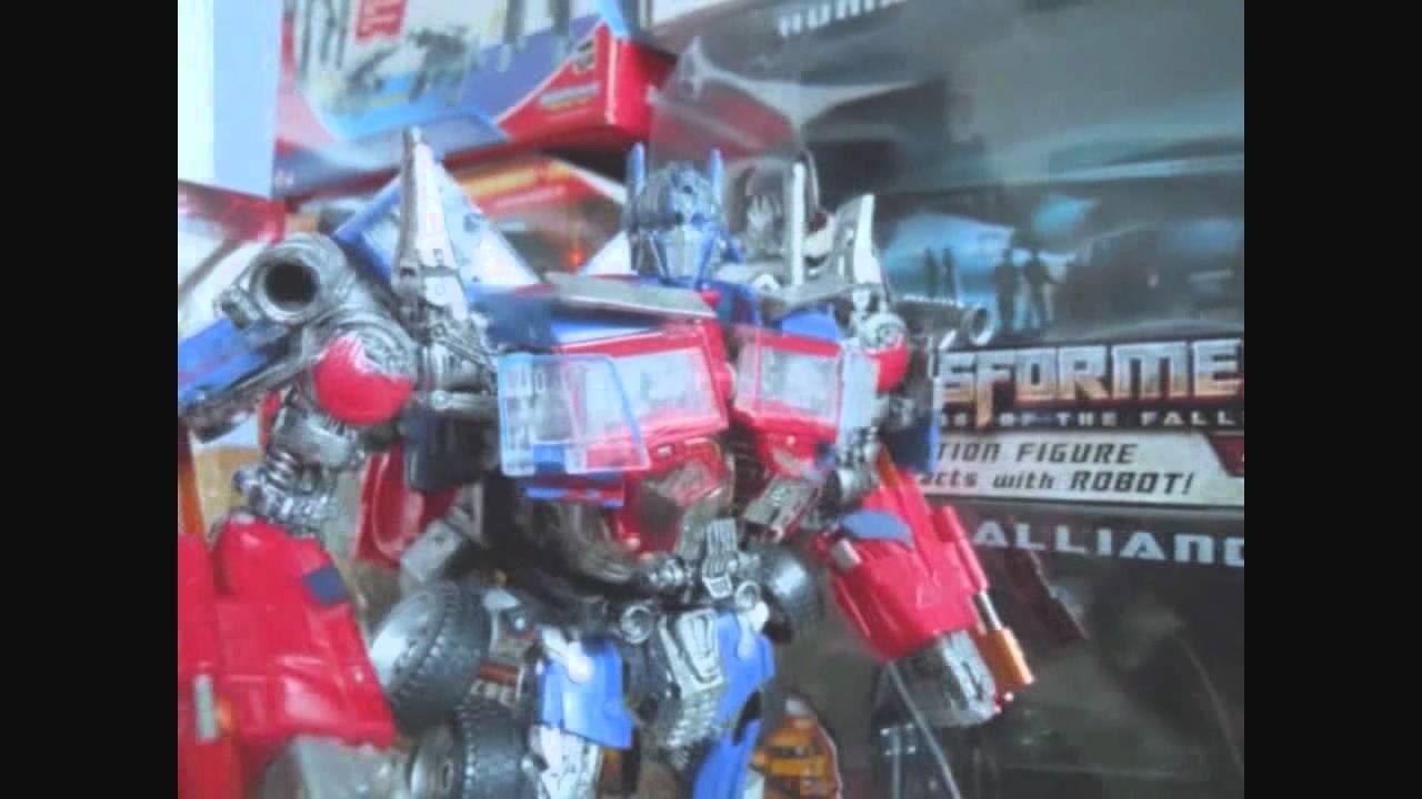 Transformers Dark Of The Moon Autobots Return Stopmotion