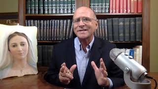 Mary Live with Dr. Mark Miravalle - Our Lady's Medjugorje Message and Our Freedom