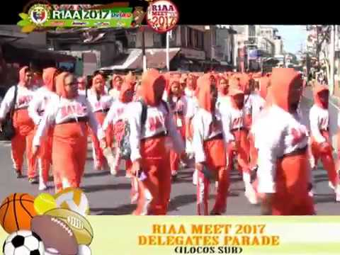 RIAA  Meet 2017 Parade