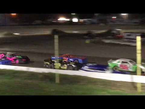 Oakshade Raceway - Bomber Heat #4 09-29-18
