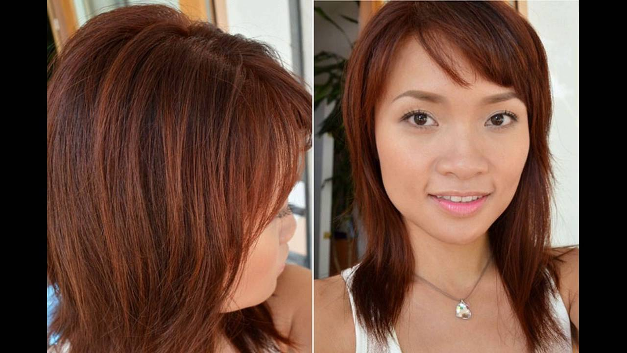 Best Chocolate Cherry Hair Color Brands Youtube
