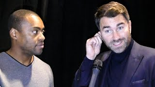 Eddie Hearn on PROBLEMS with DRUG TESTING in AMERICA