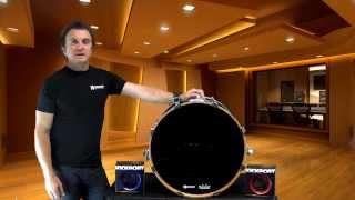 kickport 5 easy steps to install a new kickport into your kick drum