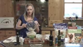 Savory Rosemary Zucchini Bread