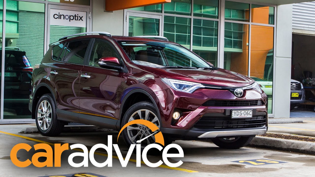 2016 Toyota RAV4 Cruiser Diesel Review - YouTube