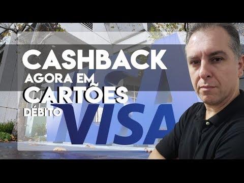 ?Cashback passa a ser realizado em cartões de débito Visa  Bradesco e Sicredi são os primeiros?