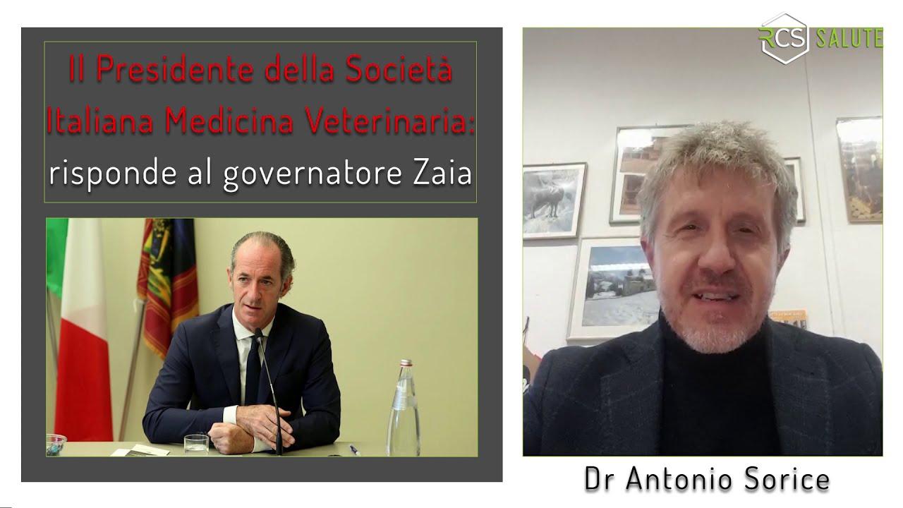 """""""Anche i Veterinari faranno i tamponi"""": la risposta del Presidente dei Medici Veterinari"""