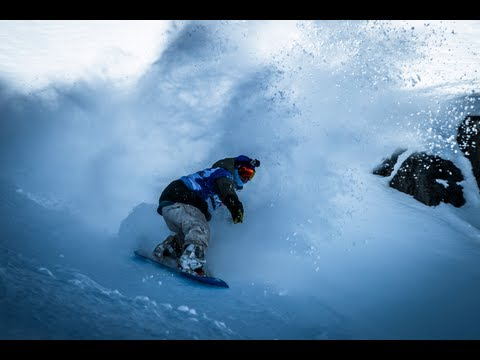 Freestyle Snowboarding Contest - Red Bull Powder Escape 2013