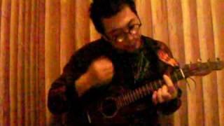 """If I can laugh/ULFULS uke ver. GEAR: Fender Ukuleles """"Paina"""""""