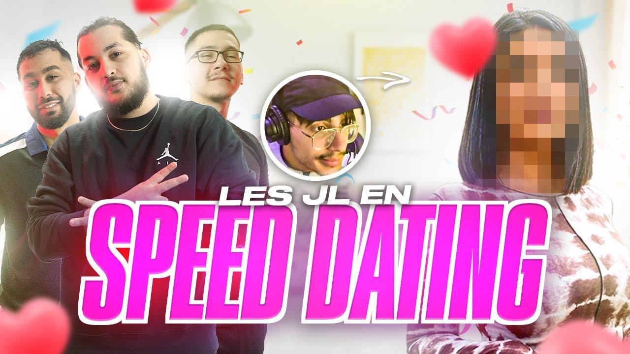 LES JL EN SPEED DATING ! JLBICHOU CRÉE DES COUPLES !? IL TROMPE SA MEUF ???