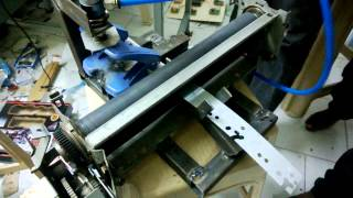auto roll punching machine mechanical engineering project topic part 2