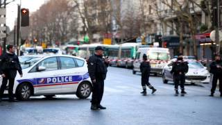 Paris shooting police station shooting true MOTIVE REVEALED Barbes north France part 2