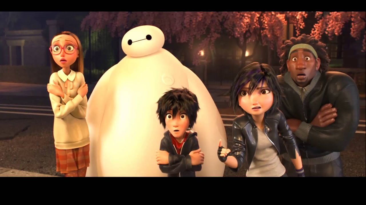 B Max Big Hero 6 Thuglife