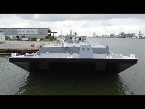 TSGI 23k BBL Inland Tank Barge D/O (JP5 Cargo)