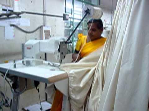 02 Bed Linen Sew Elasic around