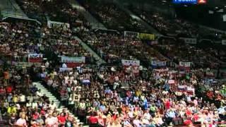 Волейбол: Poland-Russia 3:1 (концовка игры) 18.09.11