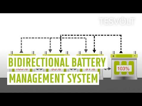 Bidirectional Battery Management System TESVOLT (EN)