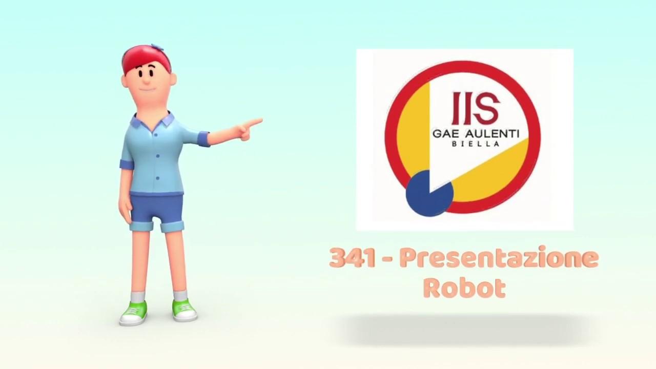 Download Video 3: PRESENTAZIONE DEL ROBOT PROGETTATO - 341 - IIS GAE AULENTI - BIELLA
