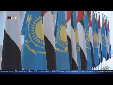 Придать новый импульс сотрудничеству: как арабские шейхи встретили Президента Казахстана?
