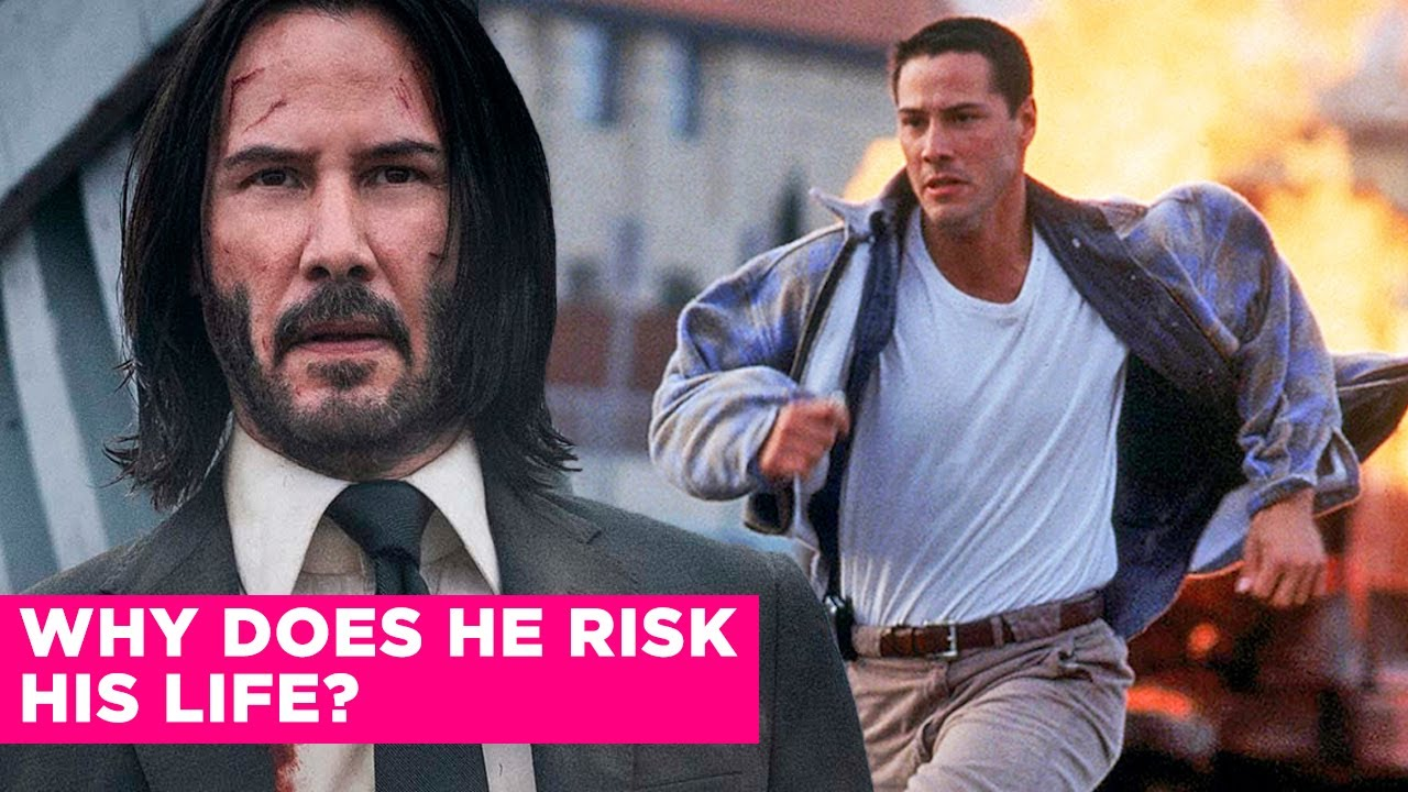 All The Crazy Things Keanu Reeves Did For His Roles   Rumour Juice