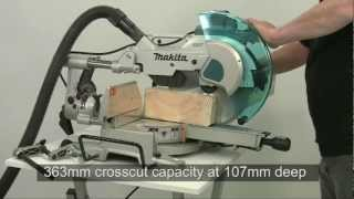 Makita Ls1216l Slide Compound Mitre Saw With Laser