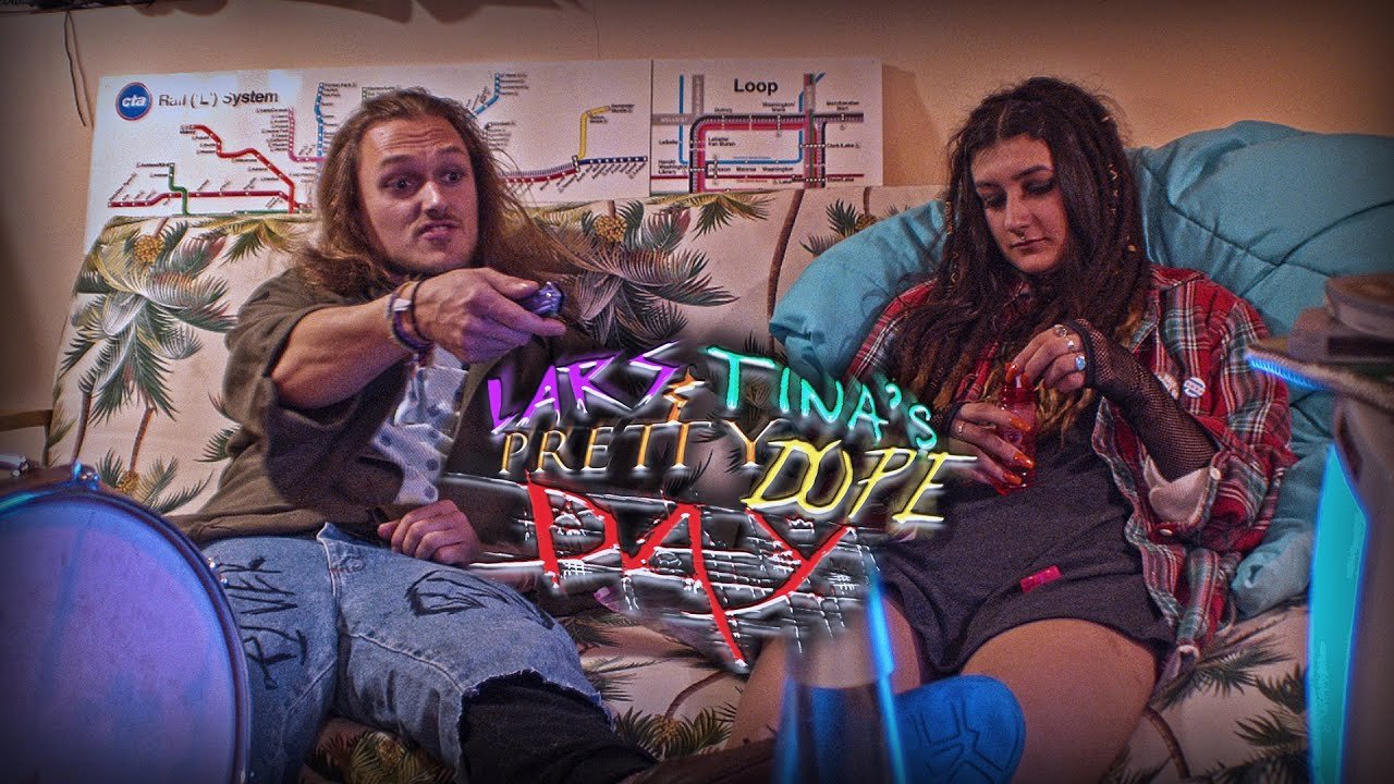 """""""Lars & Tina's Pretty Dope Day"""" (2020) - [Stoner Comedy] OFFICIAL Short Film #billandted #bmpcc4k"""