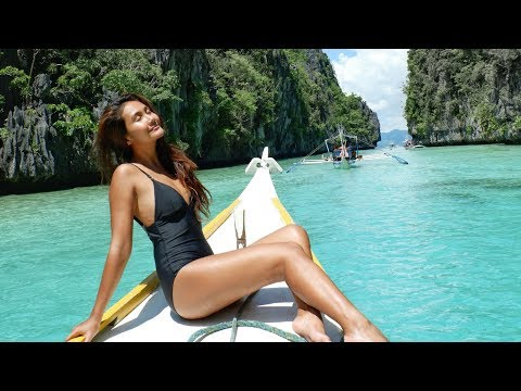 THE BEST ISLAND IN THE WORLD  El Nido, Palawan