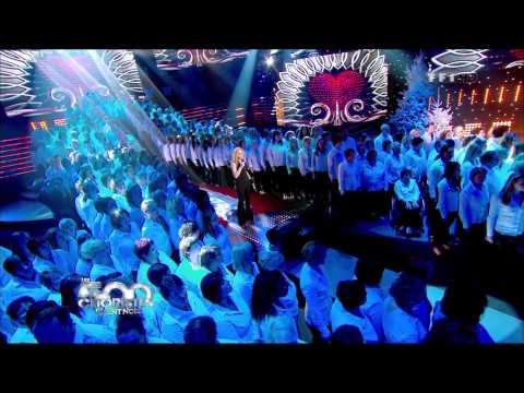 Lara Fabian   Je  t aime   Les 500 Choristes 25 12 10 HDTV