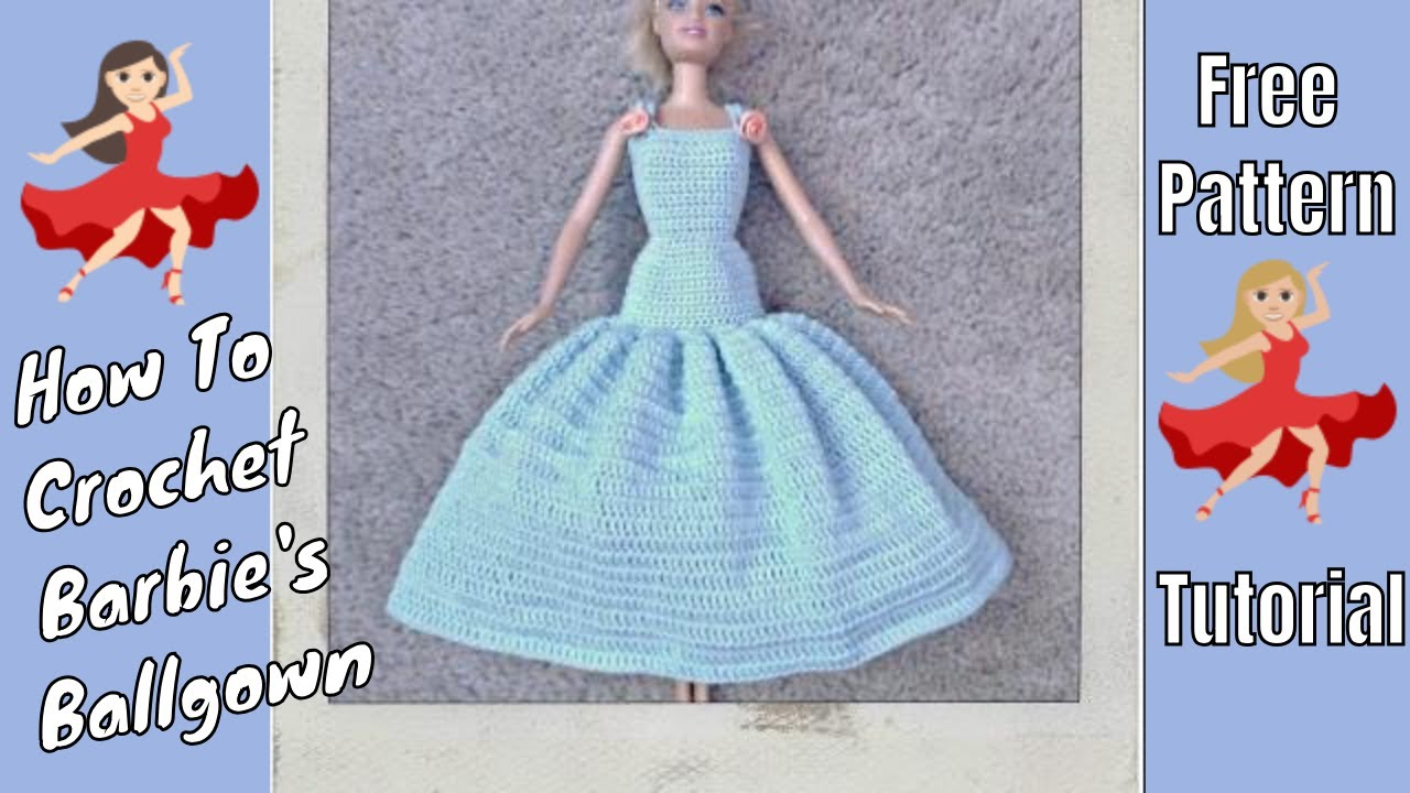 Barbie Clothes Ballgown Youtube