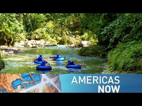 Americas Now— Saving the earth; Game Changer; Solar villages 10/17/2016