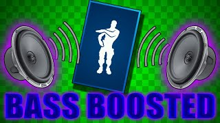 "Fortnite ""Swipe It"" Emote (BASS BOOSTED) 100% LEGIT"