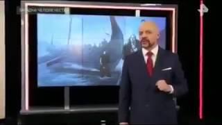 Документальные проекты. РЕН ТВ. Викинги родом из Азербайджана . Ето доказали Норвежскии историки