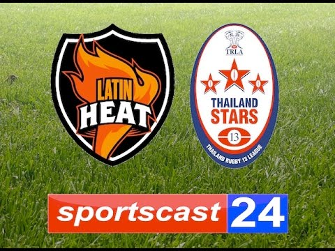 Latin Heat v Thailand Stars