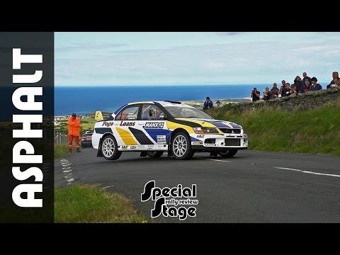 Rally Isle Of Man 2015