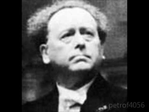 Willem Mengelberg - Tannhauser Overture (Wagner)