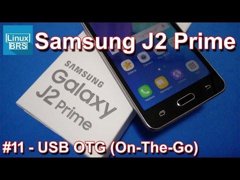 Samsung Galaxy J2 Prime - USB OTG (USB ON-THE-GO)
