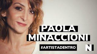 Paola minaccioni ❤ #artistadentro