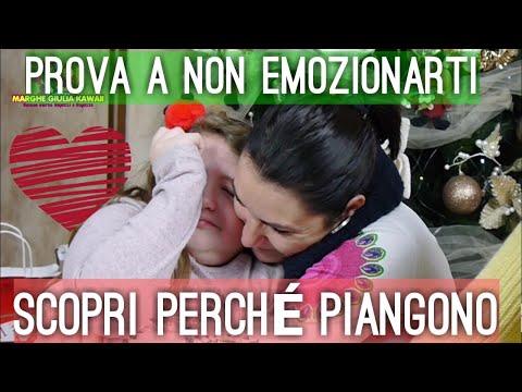Apertura regali natale : MAMMA E MIA SORELLA  PIANGONO Scopri il perchè !! PROVA A NON EMOZIONARTI ❤