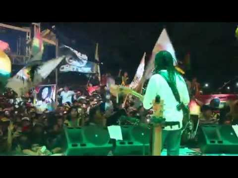Tony Q Rastafara - Republik Sulap (Live Performance)