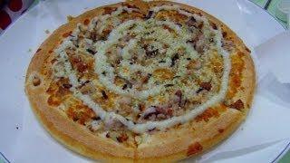 Napoli Pizza u0026 Fried Chicken,Kaohsiung,Taiwan(Part-1) 高雄拿坡里披薩炸雞(一)