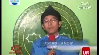 UGB Jadi Tersangka, Ustad Lancip Alhamdulillah - Lancip TV