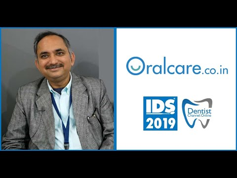 READY TO USE DENTAL SETUPS FOR DENTIST'S THROUGH ORALCARE.CO.IN | IDS 2019